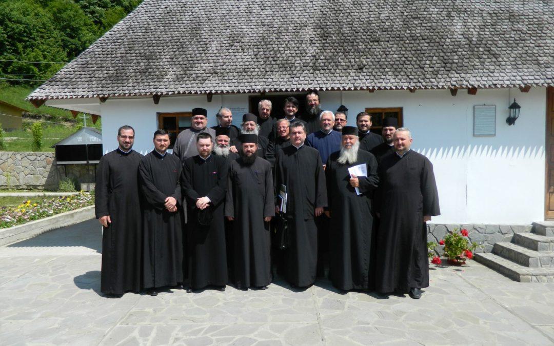 Cerc pastoral despre voturile monahale, în Protoieria Vălenii de Munte