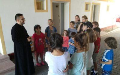 Protoieria Vălenii de Munte | Zeci de participanți la tabăra Bucuria Vacanței